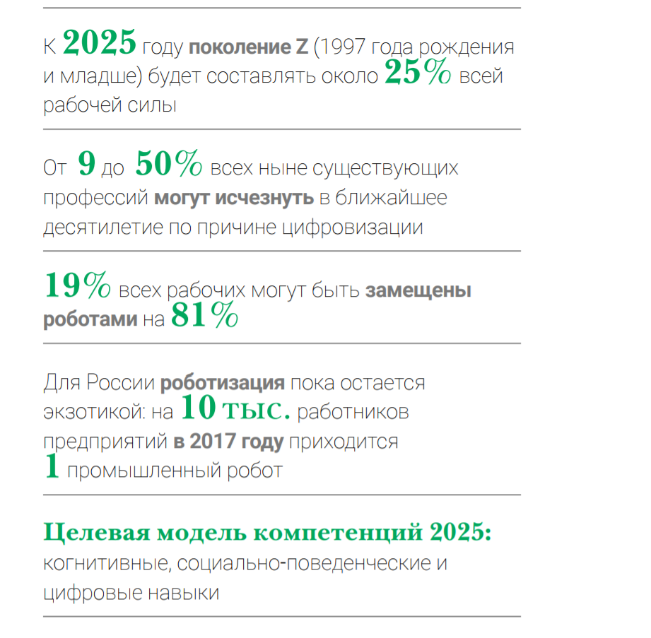 Россия будущего, знание, экономика, исследование, BCG, образование, развитие, талант, обучение