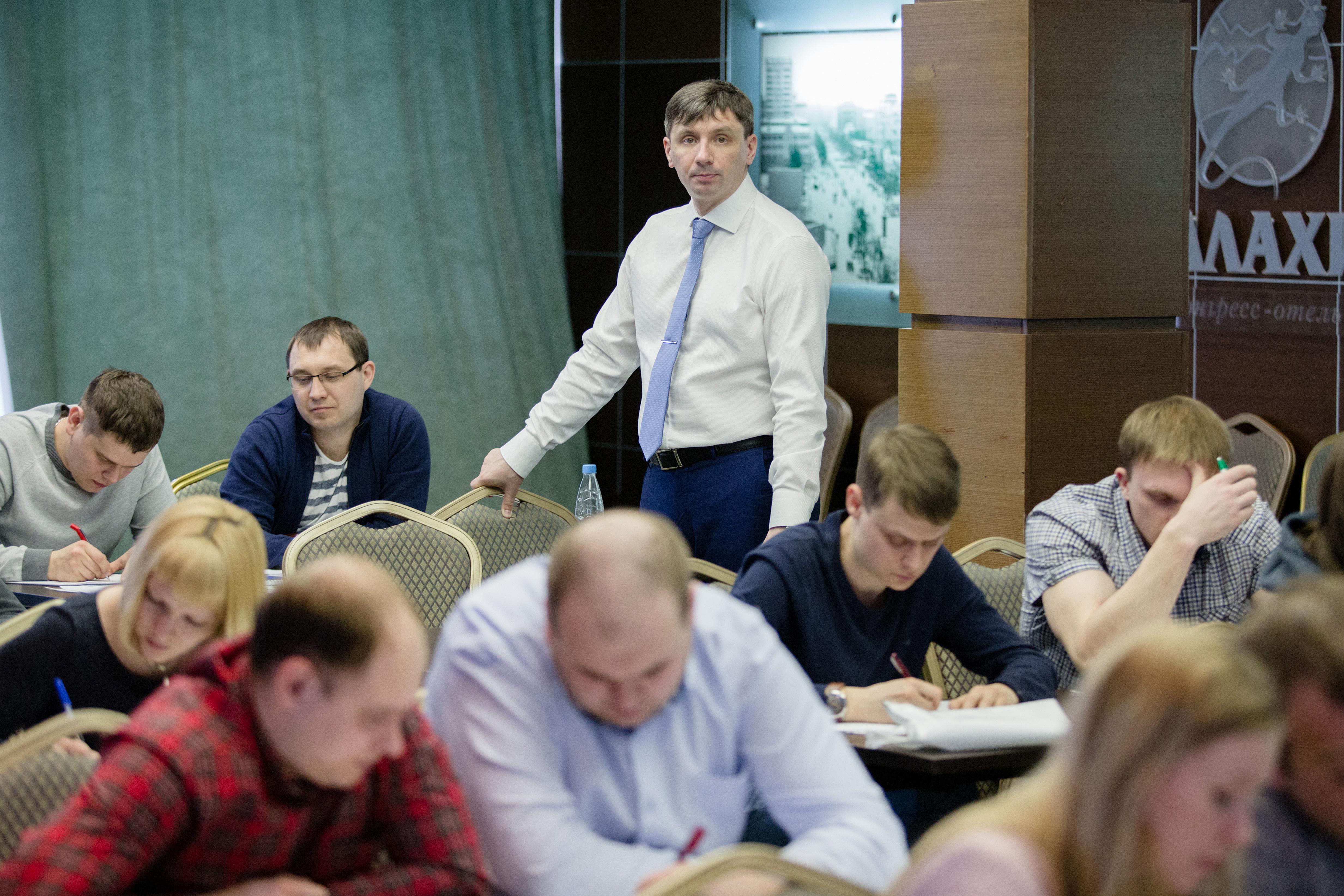Сергей Дубовик бизнес-тренер